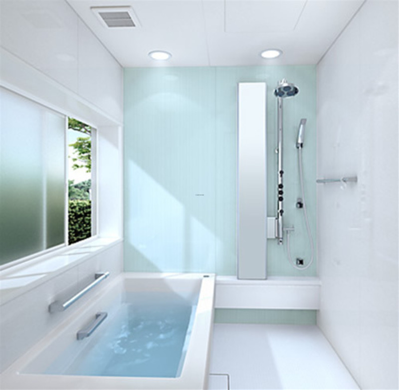 Bathroom design bathroom fitters bristol for Small bathroom uk